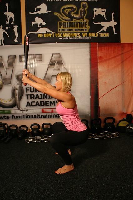 exercice musculation salle de sport